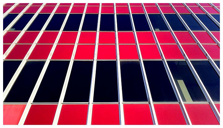Fachada del edificio vanguard