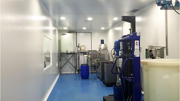 Fabricación de productos cosméticos